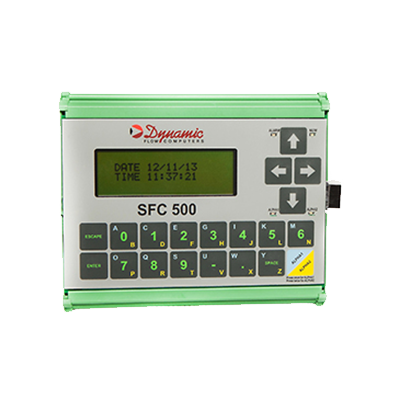 SFC 500 Display